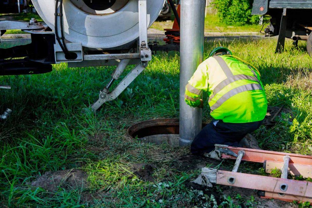 sewer repair by hope mechanical